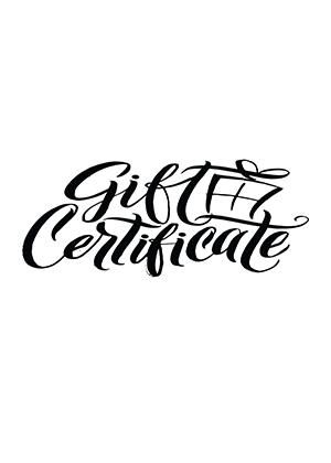 gift certificate 300x420
